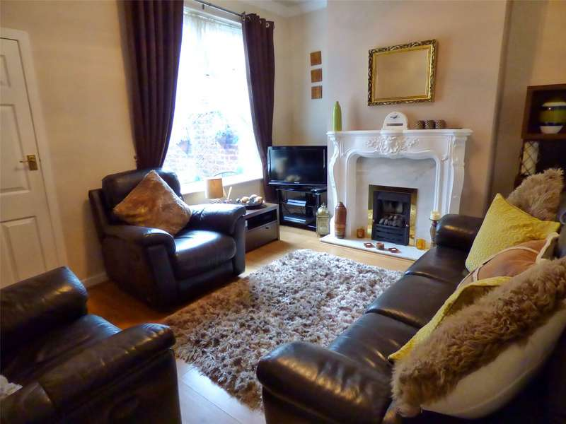 2 Bedrooms Terraced House for sale in Romney Street, Moston, Manchester, M40