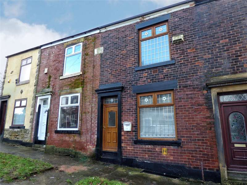 2 Bedrooms Terraced House for sale in Belfield Lane, Belfield, Rochdale, OL16