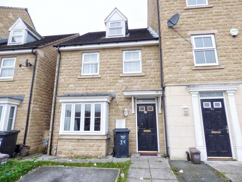 3 Bedrooms End Of Terrace House for sale in Queensway, Pellon, Halifax, West Yorkshire, HX1