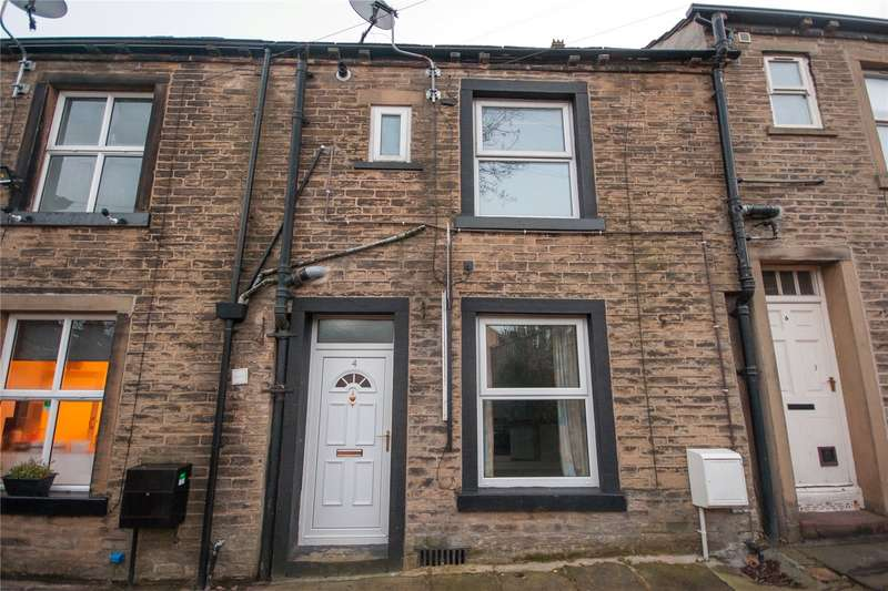 1 Bedroom Terraced House for sale in Green Terrace Square, Savile Park, HALIFAX, West Yorkshire, HX1
