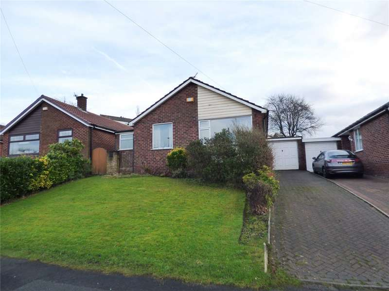 2 Bedrooms Bungalow for sale in Maple Avenue, Stalybridge, Greater Manchester, SK15