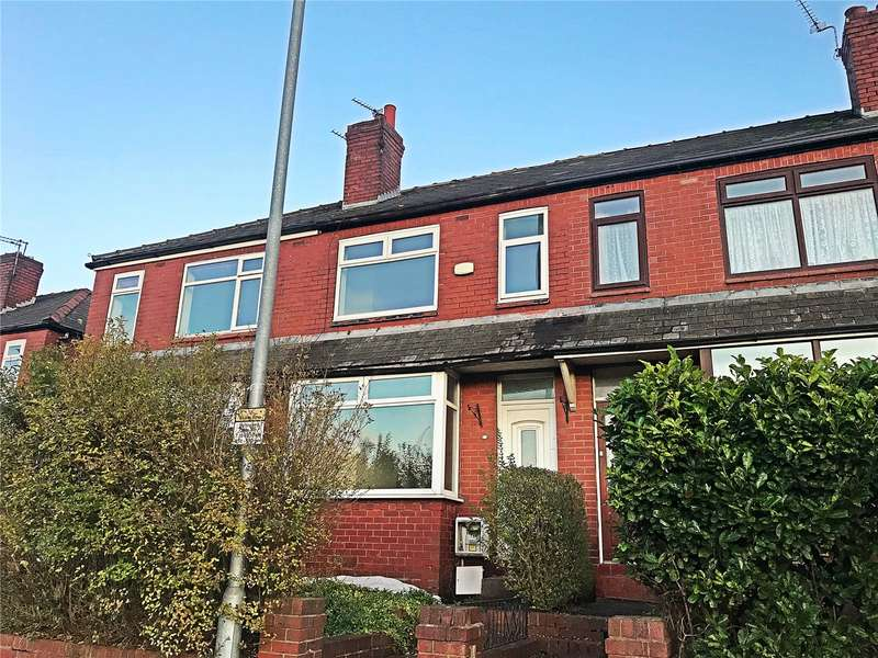 2 Bedrooms Terraced House for sale in Rochdale Road, Royton, Oldham, Greater Manchester, OL1