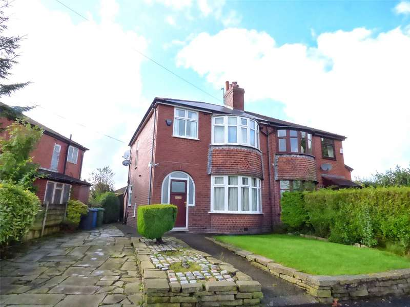 3 Bedrooms Semi Detached House for sale in Kings Road, Shaw, Oldham, Greater Manchester, OL2
