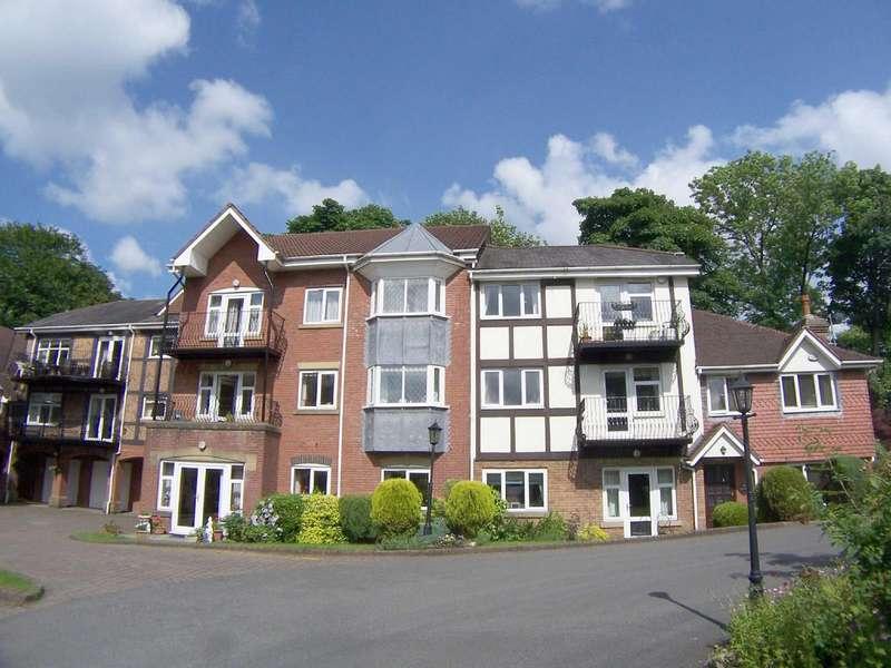 1 Bedroom Apartment Flat for sale in Pegasus Court, Bury Road, Oakenrod, Rochdale, OL11