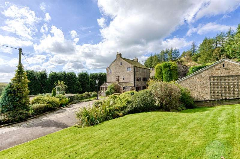 5 Bedrooms Detached House for sale in Standedge, Delph, Saddleworth, OL3