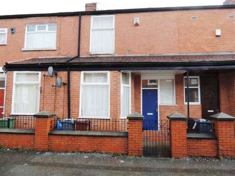 2 Bedrooms Terraced House for sale in Harley Street, Openshaw, Manchester