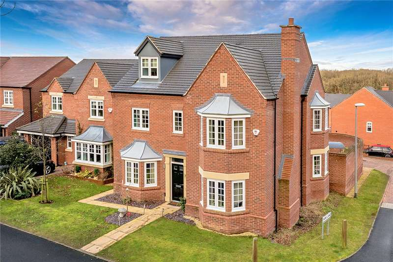 5 Bedrooms Detached House for sale in 31 Jarrett Walk, Muxton, Telford, TF2