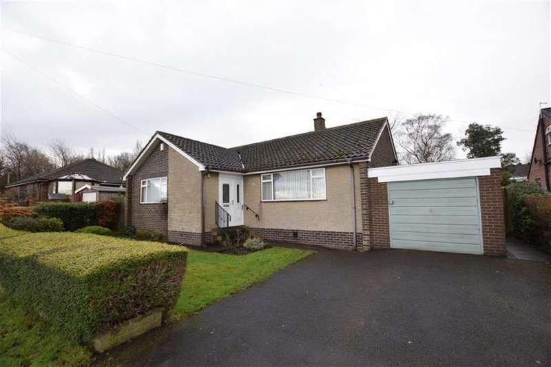 3 Bedrooms Detached Bungalow for sale in Staincross Common, Staincross, Barnsley, S75