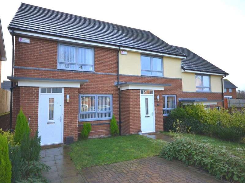 2 Bedrooms Semi Detached House for sale in Kenton