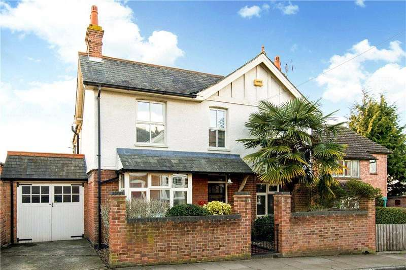 4 Bedrooms Unique Property for sale in Manor Road, Aylesbury, Buckinghamshire