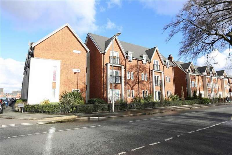 1 Bedroom Flat for sale in 2 Houseman Crescent, West Didsbury, Manchester