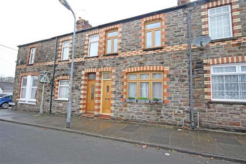 2 Bedrooms Terraced House for sale in Market Street, Tongwynlais, Cardiff