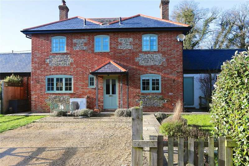 4 Bedrooms Unique Property for sale in Dairy Place, Micheldever, Winchester, Hampshire, SO21