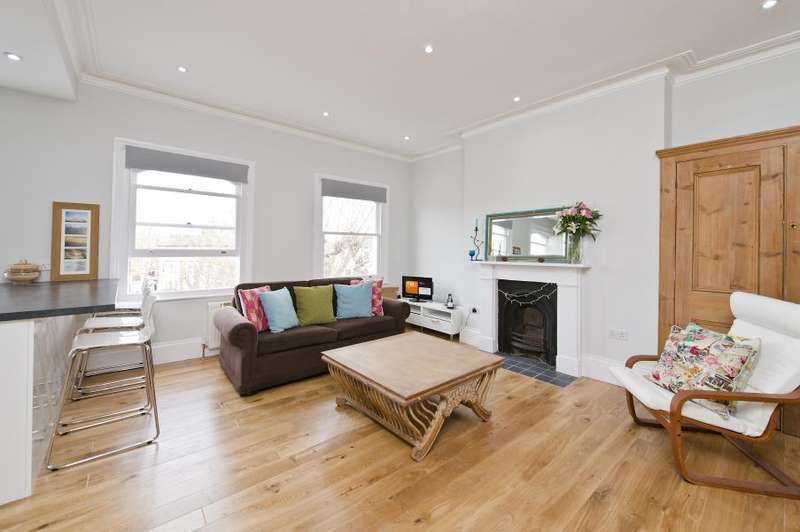 1 Bedroom Flat for sale in St. Quintin Avenue, North Kensington W10