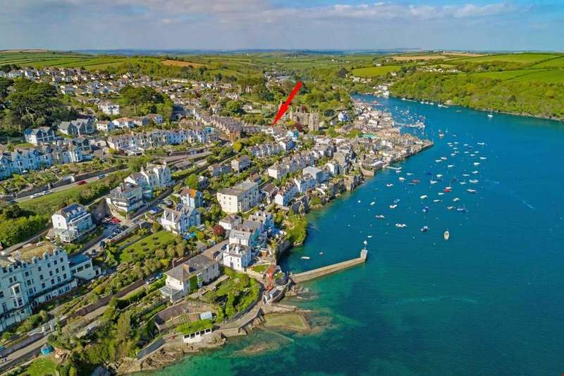 3 Bedrooms Town House for sale in Fowey, South Cornwall, PL23