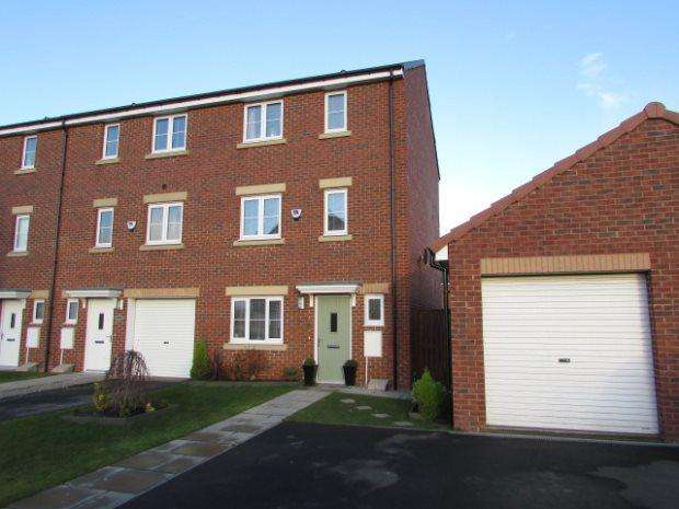 4 Bedrooms Terraced House for sale in WATSON PARK, SPENNYMOOR, SPENNYMOOR DISTRICT