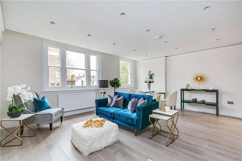 3 Bedrooms Flat for sale in Randolph Avenue, London, W9