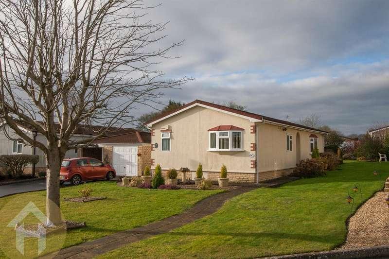 2 Bedrooms Park Home Mobile Home for sale in Lillybrook Estate, Lyneham