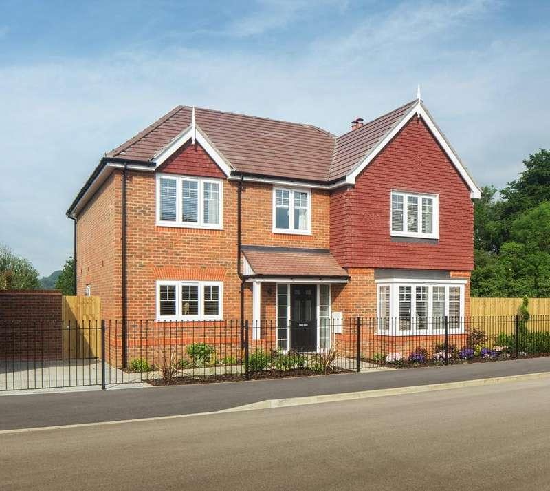 4 Bedrooms Detached House for sale in Medstead Grange, Lymington Bottom Road, MEDSTEAD, Hampshire