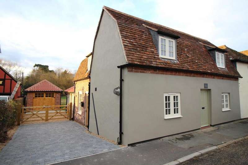 4 Bedrooms Semi Detached House for sale in Crown Street, Dedham, Colchester, Essex, CO7