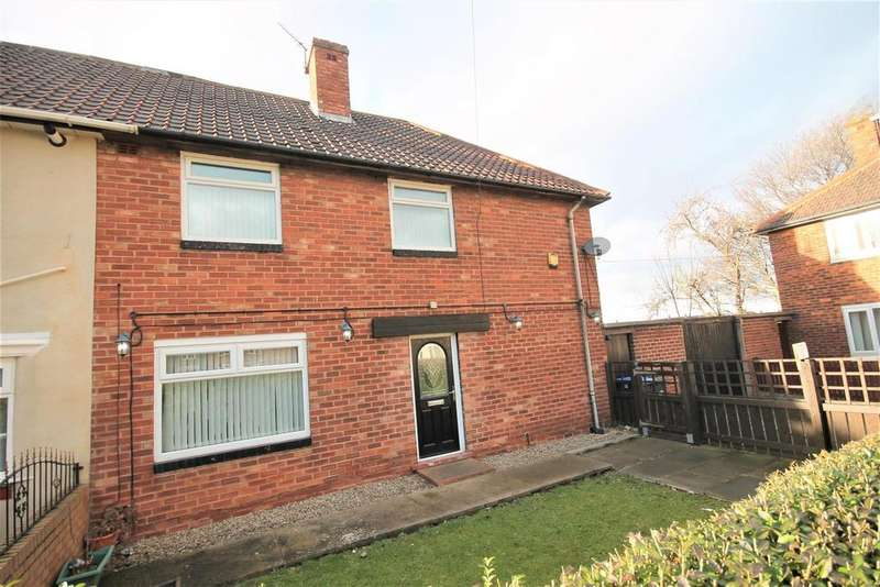 3 Bedrooms Semi Detached House for sale in Midhurst Road, Middlesbrough
