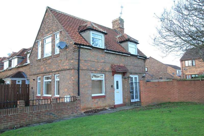 2 Bedrooms Terraced House for sale in Henderson Road, Newton Aycliffe