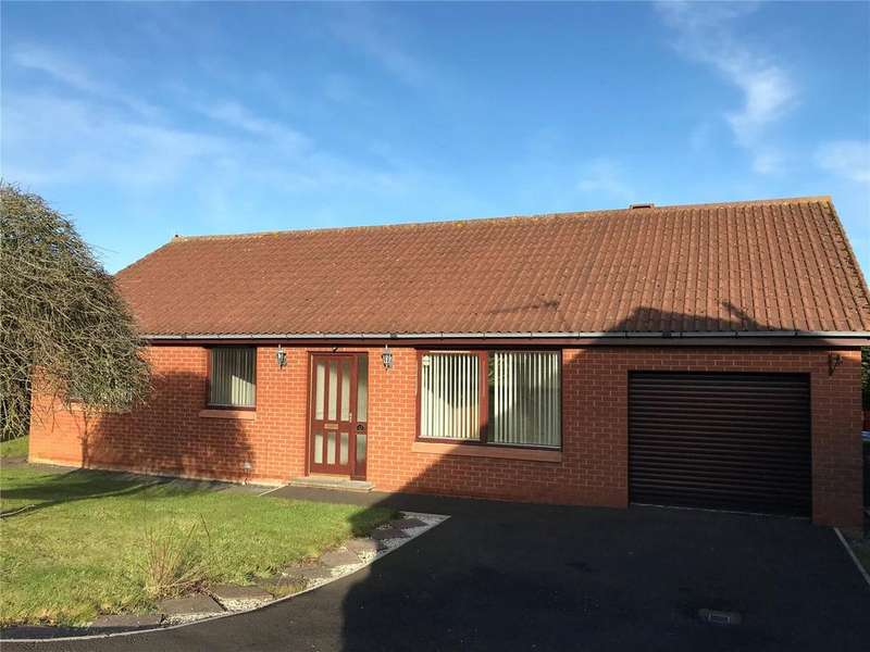 3 Bedrooms Bungalow for sale in Islestone Court, Tweedmouth, Berwick-Upon-Tweed, Northumberland