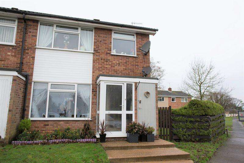 3 Bedrooms Terraced House for sale in Hickling Drive, Bury St. Edmunds