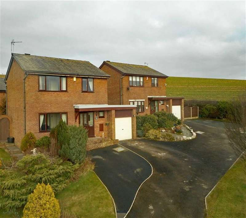 4 Bedrooms Detached House for sale in Fir Tree Rise, Barrow-in-Furness, Cumbria