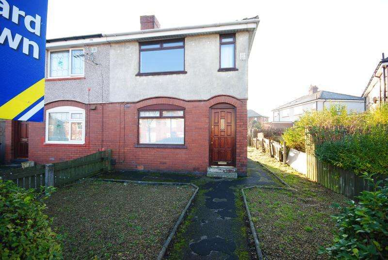 2 Bedrooms Semi Detached House for rent in Broom Road, Wigan, WN5 9QE