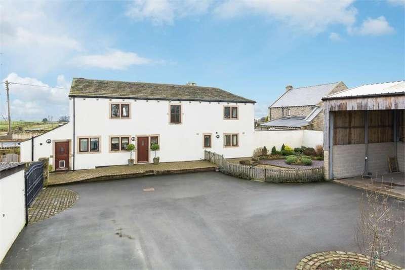 3 Bedrooms Manor House Character Property for sale in Latham Lane, Gomersal, West Yorkshire