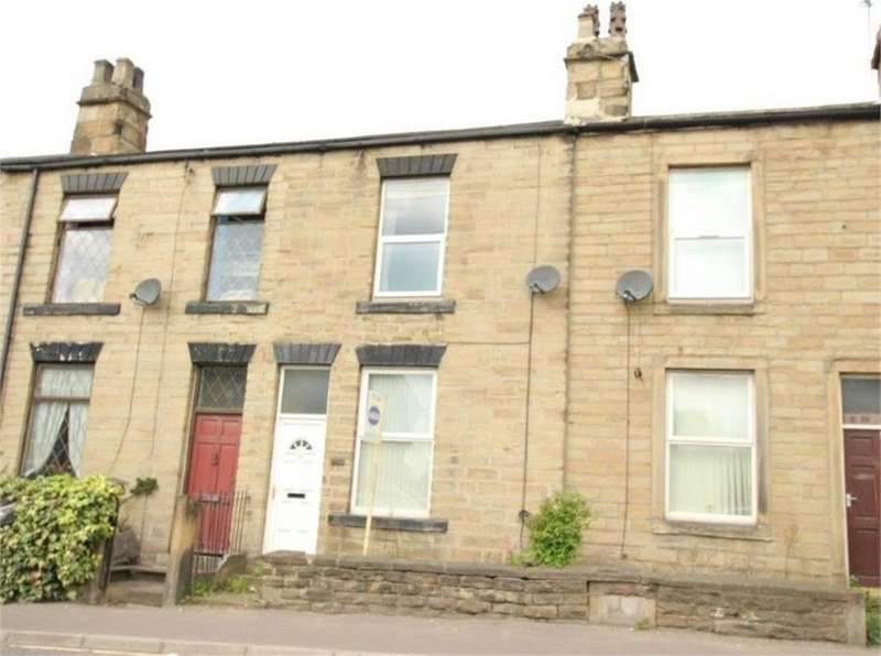 2 Bedrooms Terraced House for sale in Huddersfield Road, Birstall, Batley, West Yorkshire