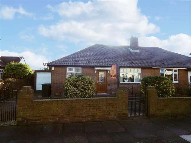 3 Bedrooms Semi Detached Bungalow for sale in Appletree Gardens, Walkerville, Newcastle Upon Tyne, NE6