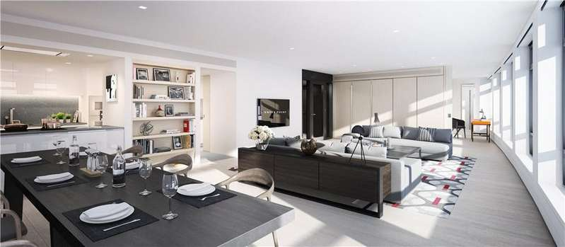 3 Bedrooms Flat for sale in Centre Point, 103 New Oxford Street, London, WC1A