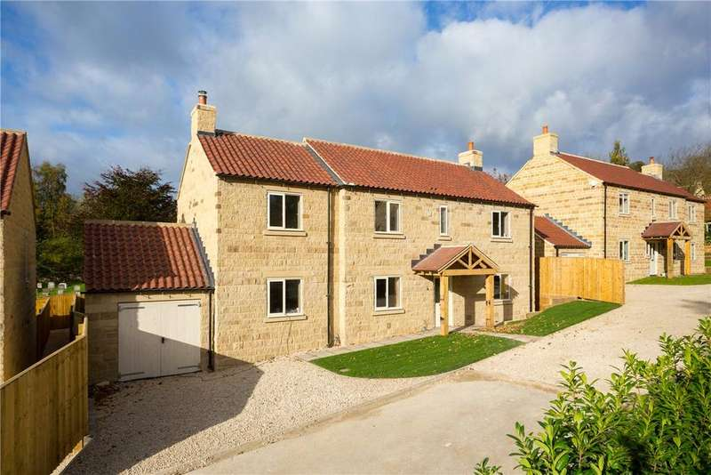 4 Bedrooms Detached House for sale in East End, Ampleforth, YO62
