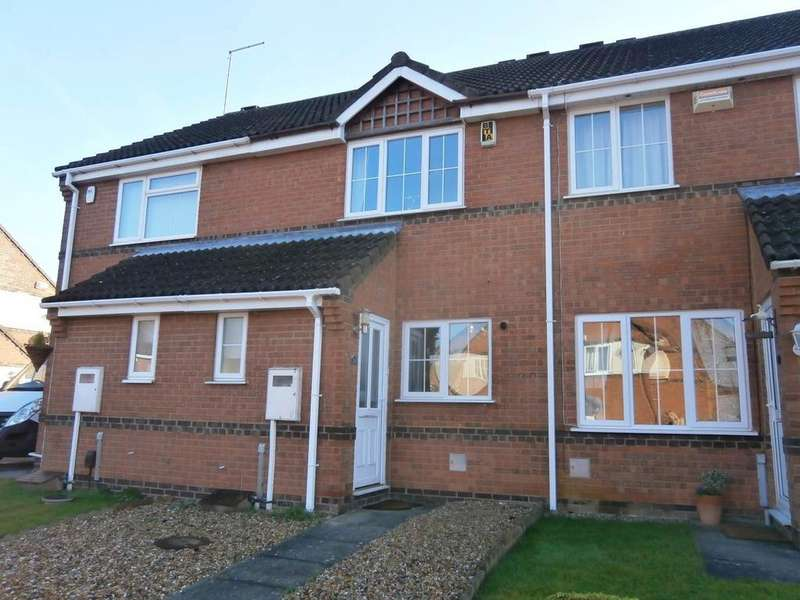 2 Bedrooms House for rent in Mannington Gardens, East Hunsbury, Northampton