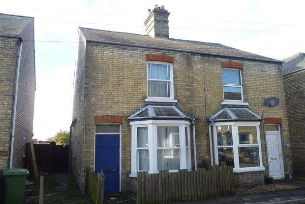 3 Bedrooms Semi Detached House for sale in York Road, Chatteris, PE16