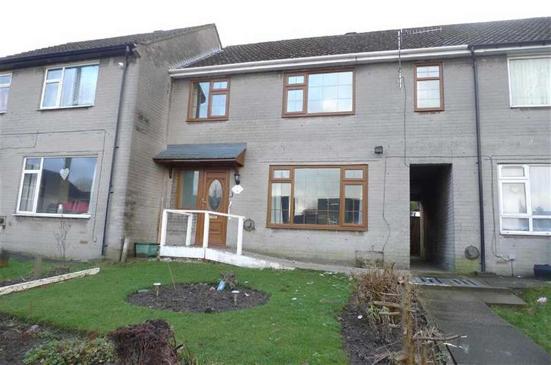 3 Bedrooms Terraced House for sale in Bailey Grove, Buxton, Derbyshire
