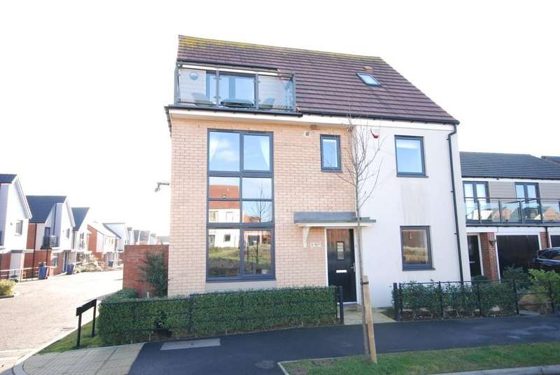 5 Bedrooms Detached House for sale in Lynemouth Way, Great North Park