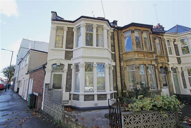 6 Bedrooms End Of Terrace House for sale in Ashton Road, Ashton, Bristol