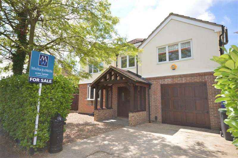 5 Bedrooms Detached House for sale in 26 Fairfield Road, EPPING, Essex