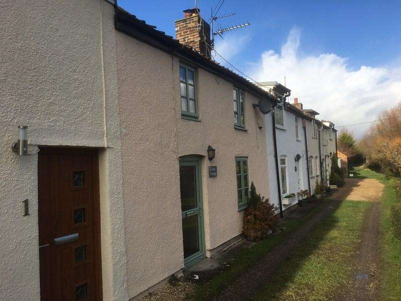 2 Bedrooms Terraced House for sale in The Wall, Mark