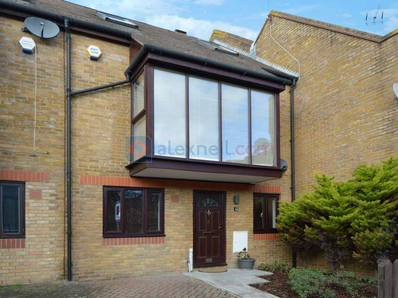 5 Bedrooms Town House for sale in Clifton Place, Rotherhithe SE16
