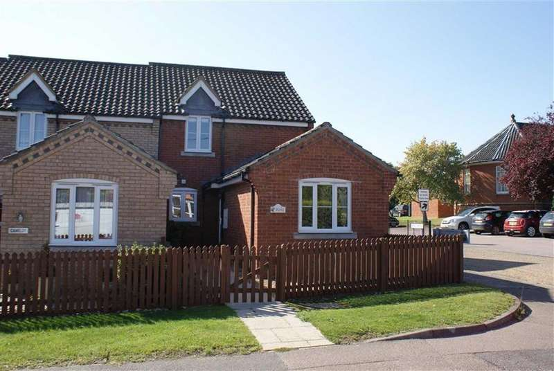 3 Bedrooms End Of Terrace House for rent in Castleton Way, Eye, Suffolk