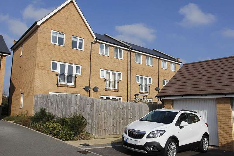 3 Bedrooms End Of Terrace House for sale in Swithins Lane, Patchway, Bristol, Gloucestershire, BS34