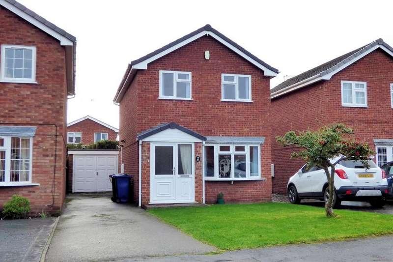 3 Bedrooms Detached House for sale in Park Road, Barton Under Needwood