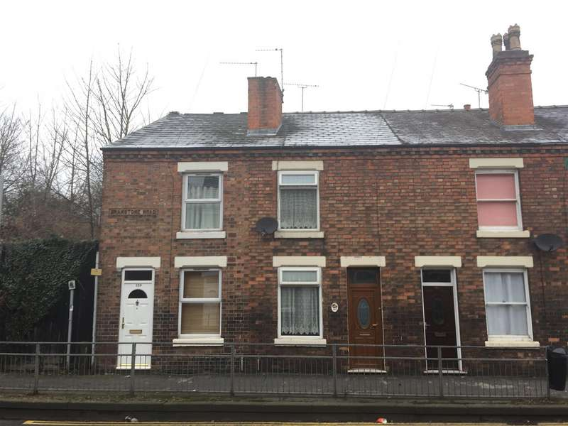 3 Bedrooms Terraced House for sale in Branston Road, Burton-On-Trent