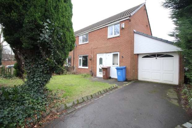 3 Bedrooms Semi Detached House for sale in Barn Meadow, Preston, Lancashire, PR5 8DX