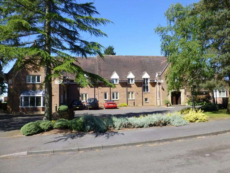 2 Bedrooms Apartment Flat for sale in Pool Meadow House, Pool Meadow Road, Solihull