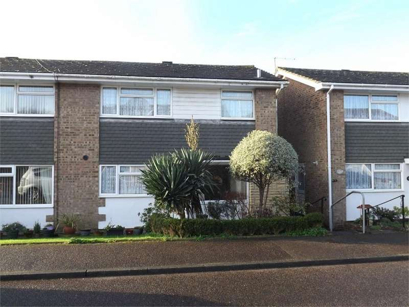 3 Bedrooms Semi Detached House for sale in Paddock Close, Bexhill-on-Sea, East Sussex